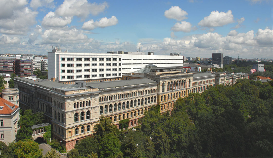 Image result for Technical University of Berlin